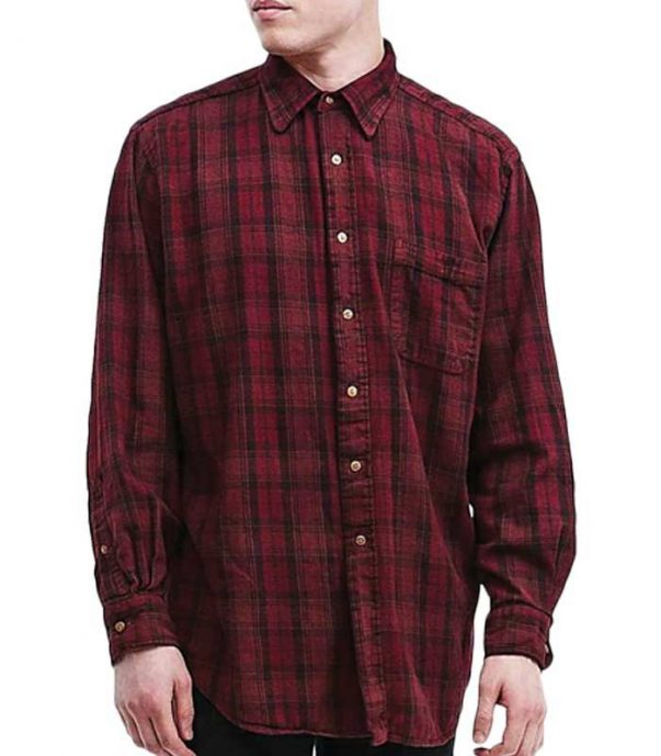 Wholesale Buddy Band Vintage Flannel Shirt Manufacturer