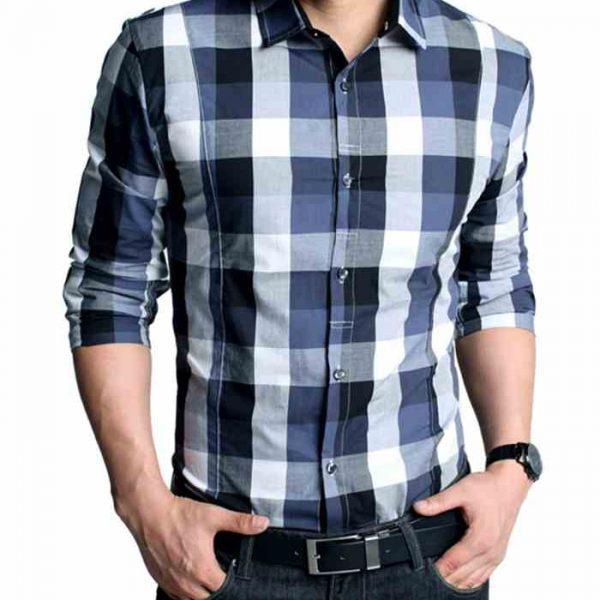Wholesale Mens Fabulous Check Flannel Shirt Manufacturer