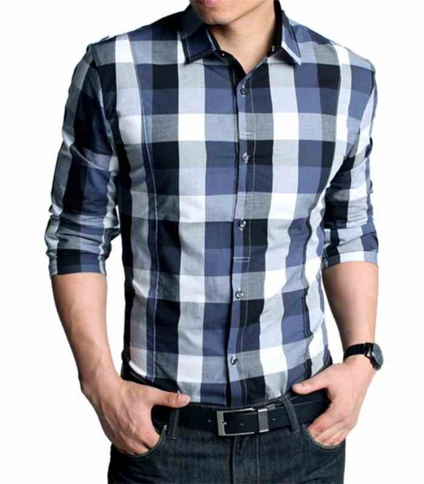 Wholesale Mens Fabulous Check Flannel Shirt Manufacturer