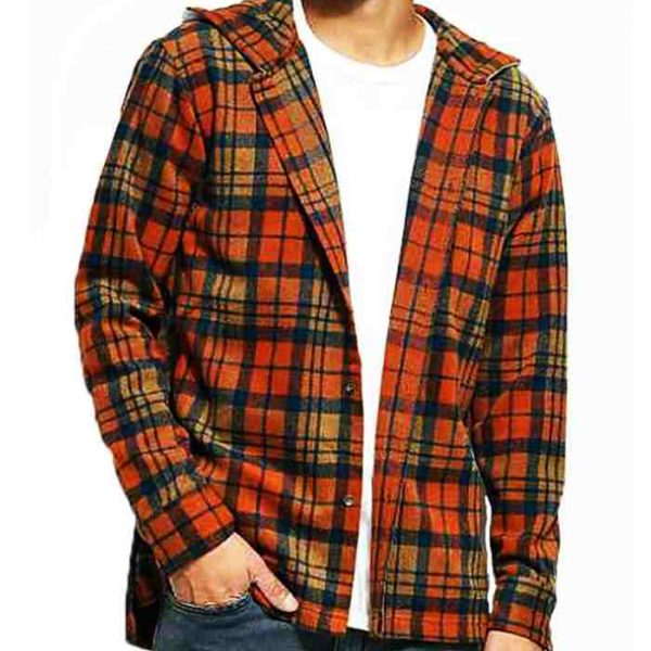 Wholesale Mens Naughty Check Flannel Shirt Manufacturer