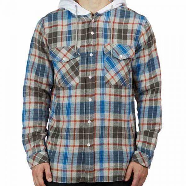 Wholesale New Design Mens Flannel Shirt Manufacturer