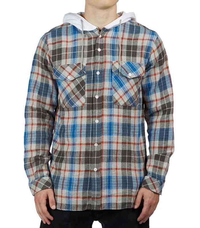 Wholesale New Design Mens Flannel Shirt Manufacturer