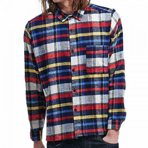 Wholesale Paddy Cool Vintage Flannel Shirt Manufacturer