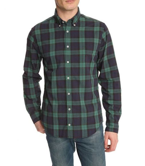 Wholesale Custom Winter Warm Flannel Plaids Shirt Manufacturer