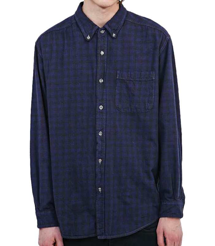 Wholesale Flamboyant Dense Mens Vintage Flannel Shirt Manufacturer