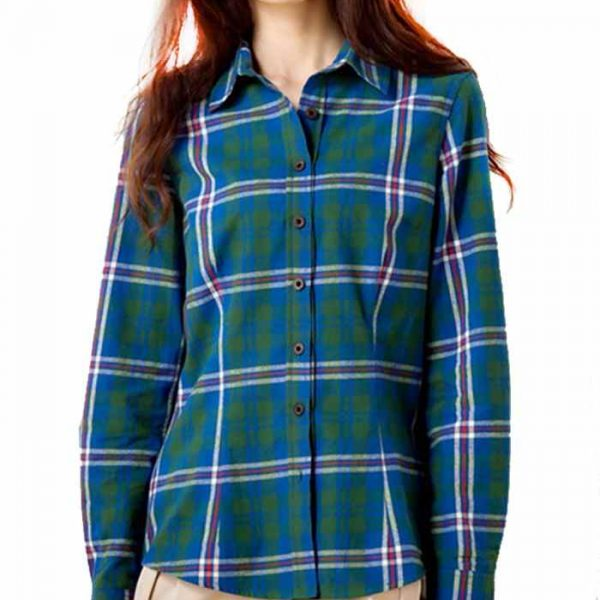 Wholesale Womens Casual Flannel Shirt Manufacturer