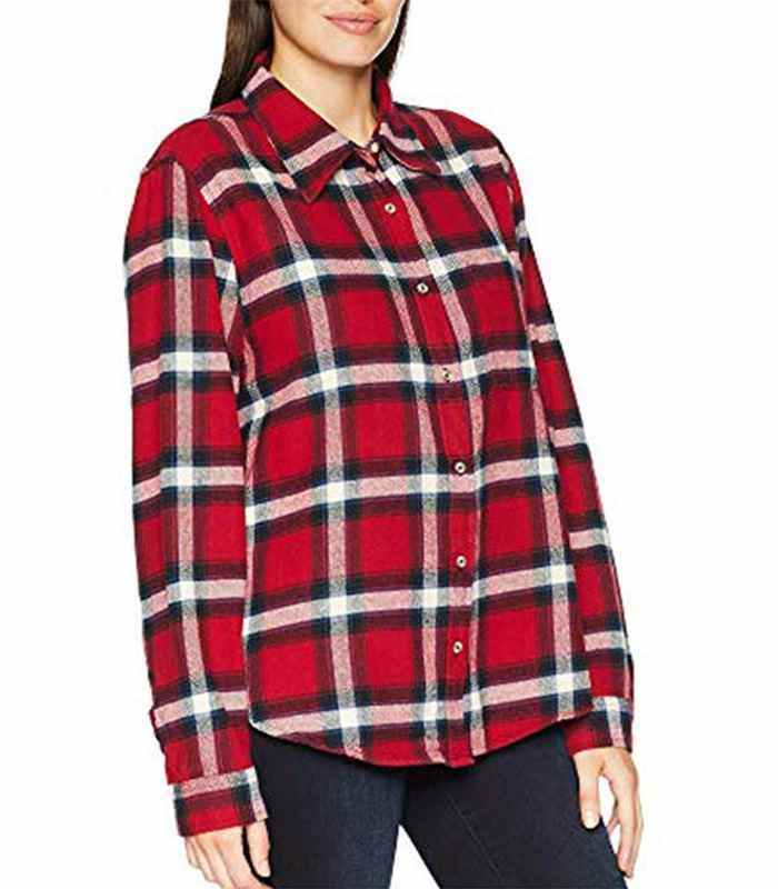 Wholesale Womens Workout Flannel Shirt Manufacturer